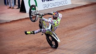 Exhibition Adam Raga - III Superprestigio Barcelona 2015(UHD/4K)