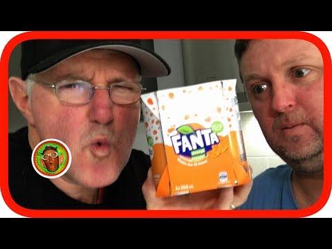 Fanta Jelly Fizz Review