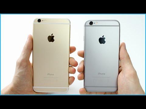 Comparatif iPhone 6 vs iPhone 6 Plus : Lequel choisir ?