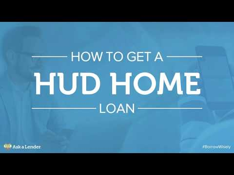 How to Get a HUD Home Loan | Ask a Lender