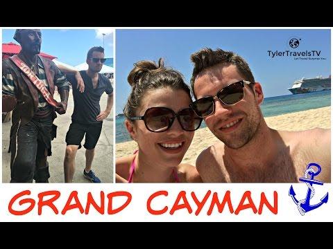 Norwegian Getaway Cruise - Day Four:  Grand Cayman