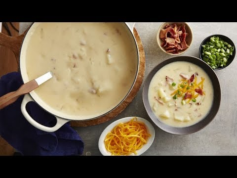 Loaded Potato Soup | Betty Crocker Recipe