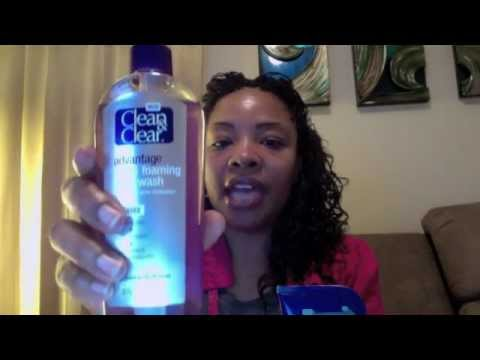~35~ Reviews: Clean & Clear Deep Action cleaner, 3-in-1 foam wash and Moisturizer