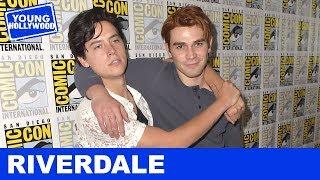 Riverdale's Cole Sprouse & K.J. Apa Spill Favorite Fan Theories!