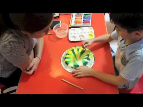 Dino paper craft