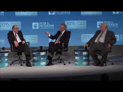 Peter G. Peterson Foundation  2015 Fiscal Summit