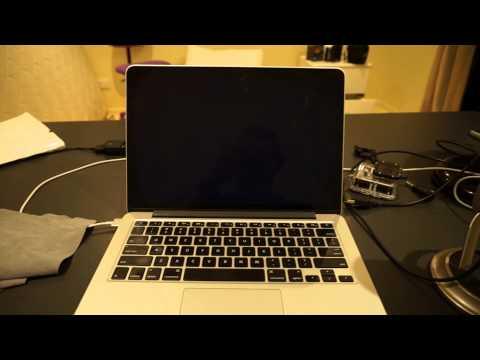 Mac OS X Yosemite Startup/Boot