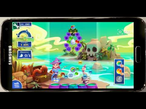Hack Bubble witch saga 2 Android