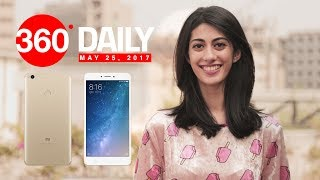 Xiaomi Mi Max 2, OnePlus 5 With Snapdragon 835, Google AI Beats Go Champion, and More (May 25, 2017)