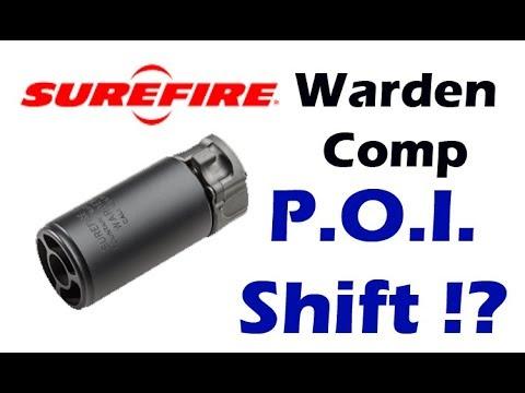 SureFire Warden POI SHIFT!? Must See
