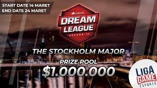 [DOTA 2] VICI GAMING VS VIRTUS PRO (BO5) - Dreamleague Major Grand Final