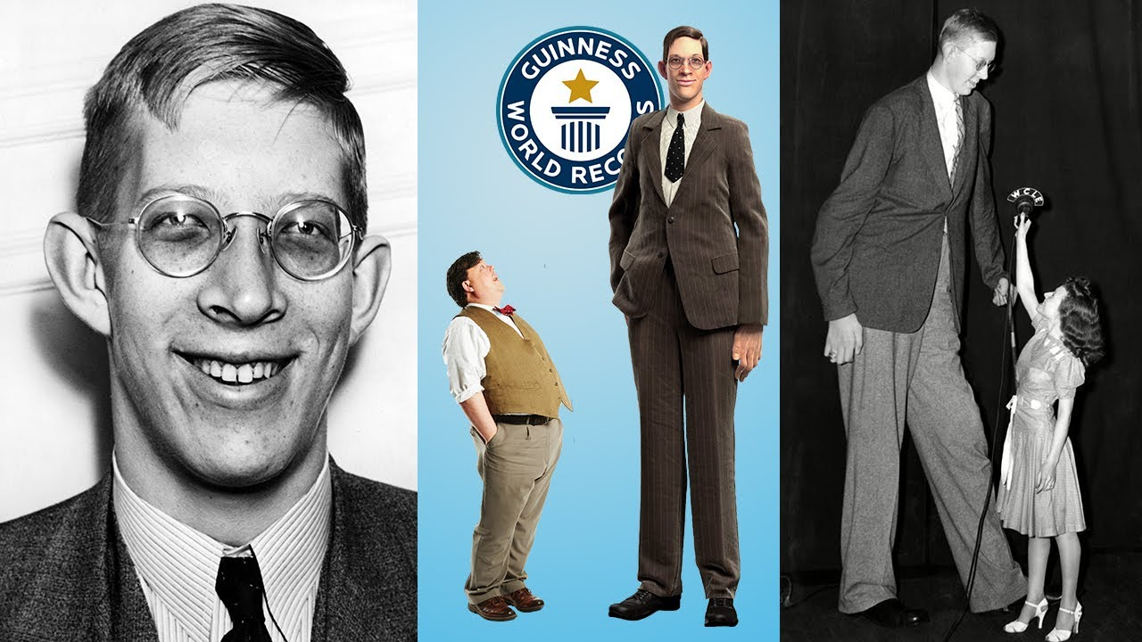 Tallest Man Ever: The Unbeatable Record? - Guinness World Records
