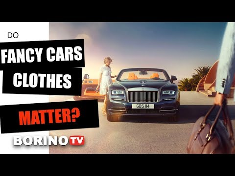 DOES YOUR CAR AND YOUR CLOTHES MATTER? - Success In Real Estate
