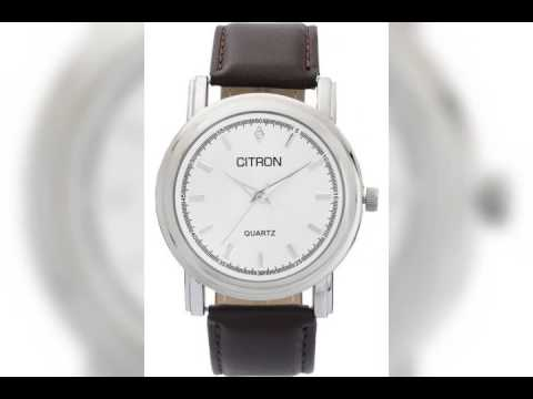 Citron set of 3 watches