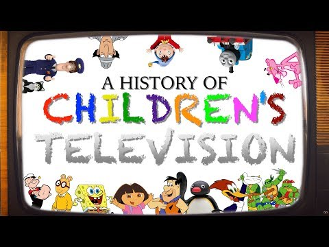A History of Children's Television - The Sons of Pitches