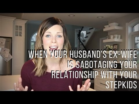When Your Husband's Ex Is Trying to Sabotage Your Relationship With Your Stepkids