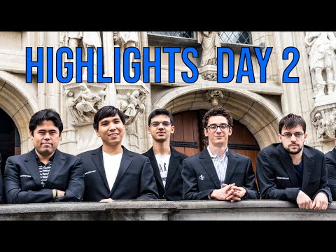 So Smooth | Highlights Day 2 Grand Chess Tour Leuven 2018