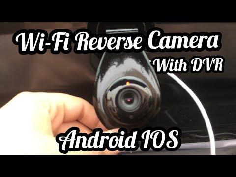 WiFi Reverse Camera install without loosing warranty BALENO.