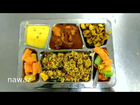 Hostel Mess Food Quality, IIT Guwahati | Dinner Menu from Monday to Sunday