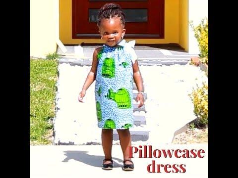 Pillocase dress