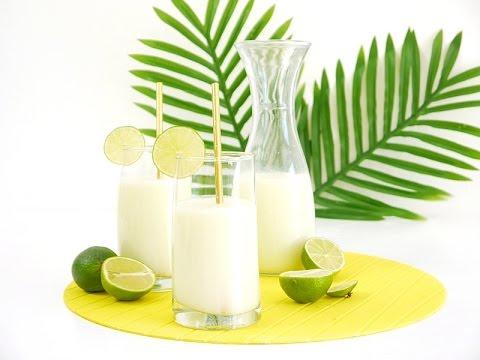 Brazilian Lemonade Limeade Recipe | BirdsParty.com