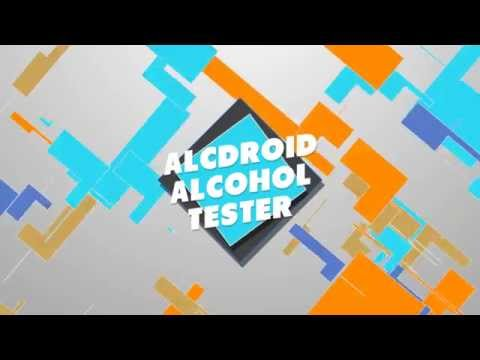 AlcDroid Alcohol Tester