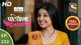 Patiala Babes - Ep 232 - Full Episode - 16th October, 2019