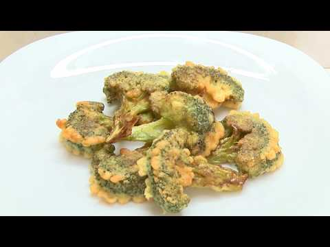 How to Prepare Snack of Broccoli Breaded- HogarTv By Juan Gonzalo Angel