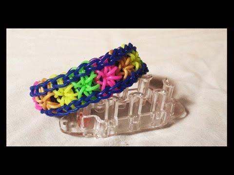 Starburst Bracelet on The Monster Tail Loom