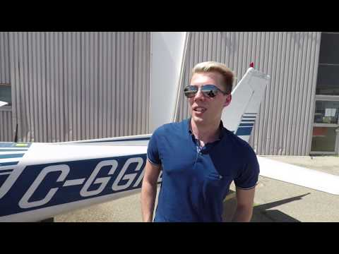 First Solo - Private Pilot Training   CYTZ