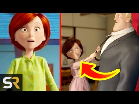 10 Messed Up Moments In Disney Movies That No One Noticed
