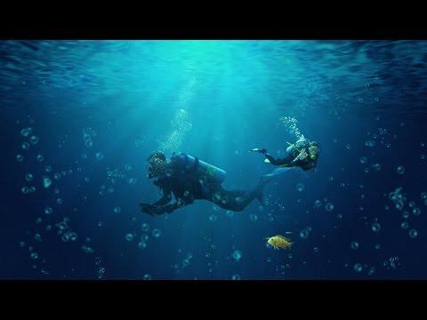 Underwater Effect Manipulation - Photoshop Tutorial [Photoshopdesire.com]