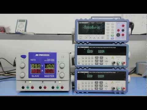 How to Get Positive & Negative Voltage Outputs from DC Power Supplies