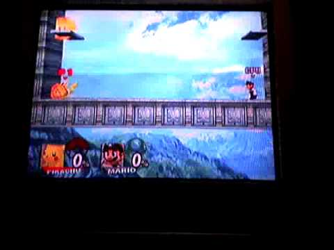 super smash bros brawl super black hole