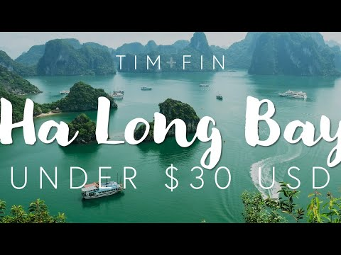 CHEAPEST WAY TO SEE HALONG BAY