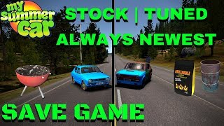 2019 Stock Tuned Satsuma Save Game For Newest Version My