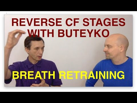 Reverse Cystic Fibrosis Symptoms/Stages with Buteyko Breath Retraining: Interview with Dr. Artour