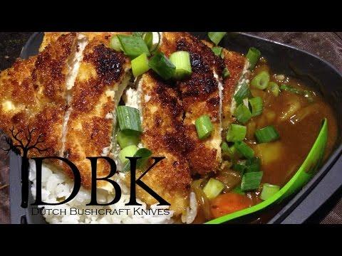 Japanese Curry Rice: Bushcraft style!