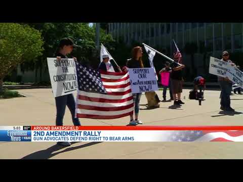 Gun-rights advocates rally in Bakersfield and across country
