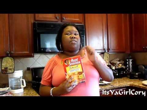 Deep Fried Oreos w/ Cory