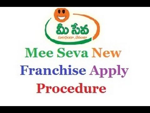 How To Apply Meeseva Ap Online Center in A.P & Telangana