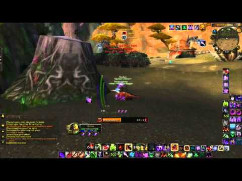 85 Affliction Warlock pvp Commentary!!!