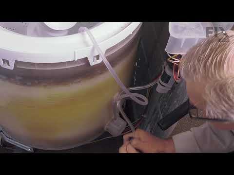 Whirlpool Washer Repair - How to Replace the Water Level Switch