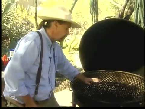 How to get your BBQ charcoal grill clean