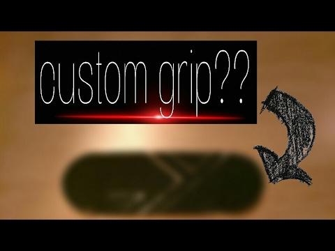 Fingerboard custom grip tape??