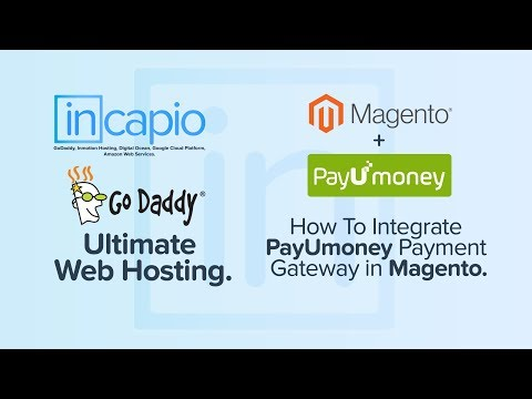 How To Integrate PayUmoney Payment Gateway in Magento 2 (2.1.8)| GoDaddy | cPanel | 2018