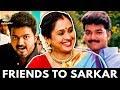 Thalapathy Vijay Growth From Friends To Sarkar  Devayani Interview  Ezhumin Tamil Movie