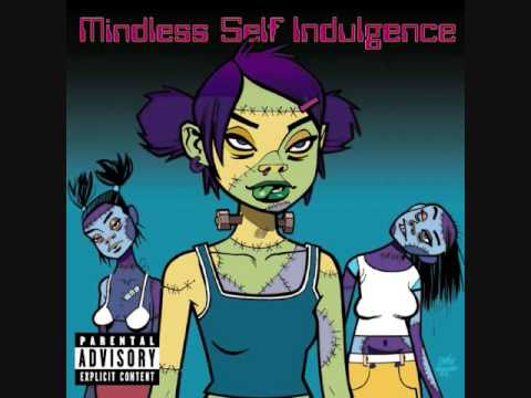 Mindless Self Inudlgence- Cocaine and Toupees #05