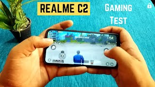 Realme C2 PUBG Gaming Review In Hindi - Indian Retail Unit 2GB Varient @ 5999/-