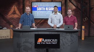 Regional Update: Week 1, Day 2 Recap